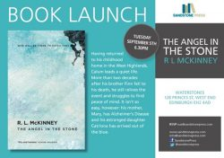 The Angel in the Stone - Book Launch